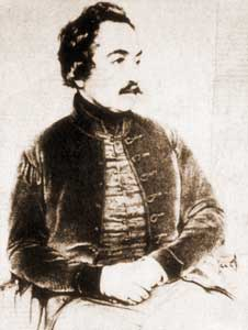 Portrait of Ferenc Kubinyi in his middle age